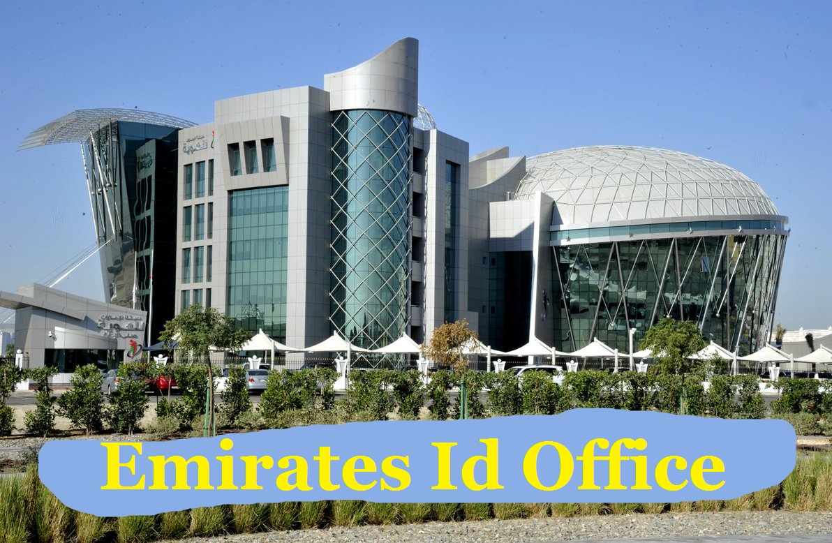 Emirates Id Office